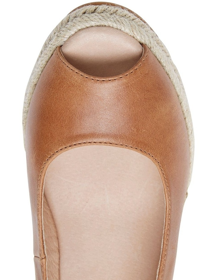 Jane Debster DAKOTA Cognac Glove Sandal image 7