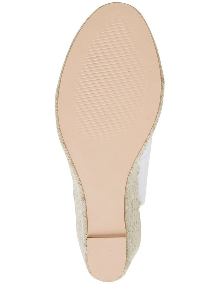Jane Debster DAKOTA White Glove Sandal image 6