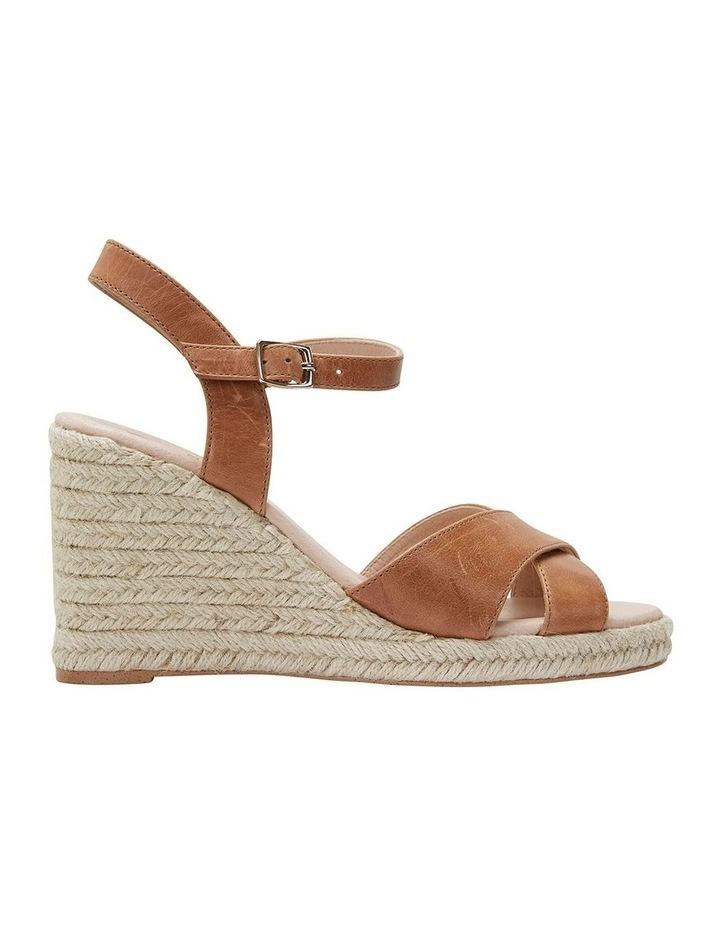 Jane Debster DYNASTY Cognac Glove Sandal image 1