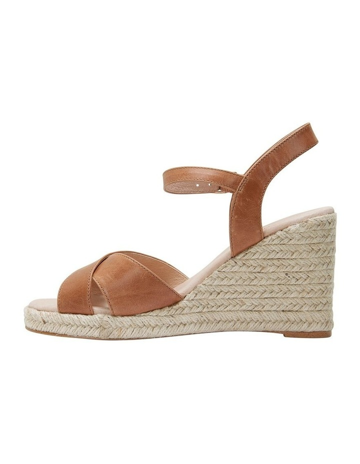 Jane Debster DYNASTY Cognac Glove Sandal image 3
