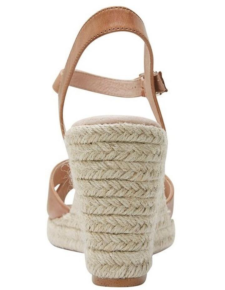Jane Debster DYNASTY Cognac Glove Sandal image 5