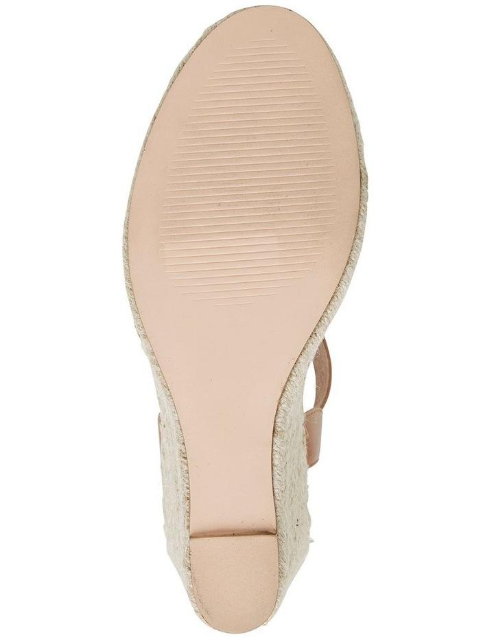 Jane Debster DYNASTY Cognac Glove Sandal image 6