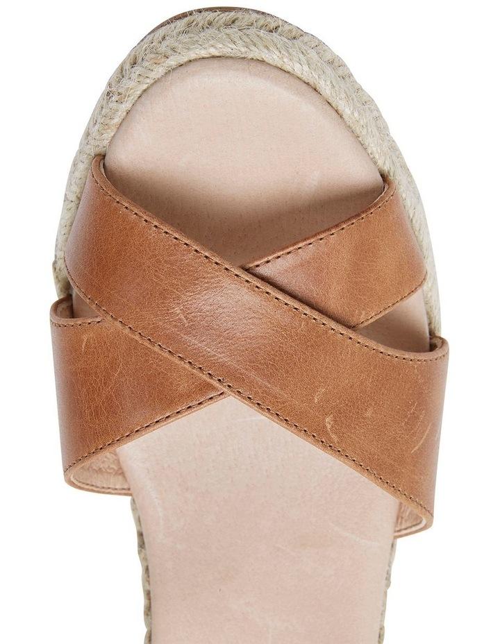 Jane Debster DYNASTY Cognac Glove Sandal image 7