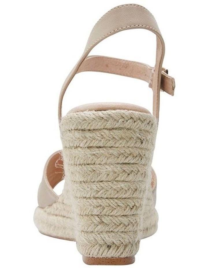 Jane Debster DYNASTY Nude Glove Sandal image 5