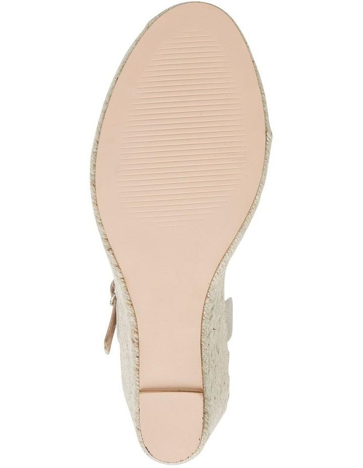 Jane Debster DYNASTY Nude Glove Sandal image 6