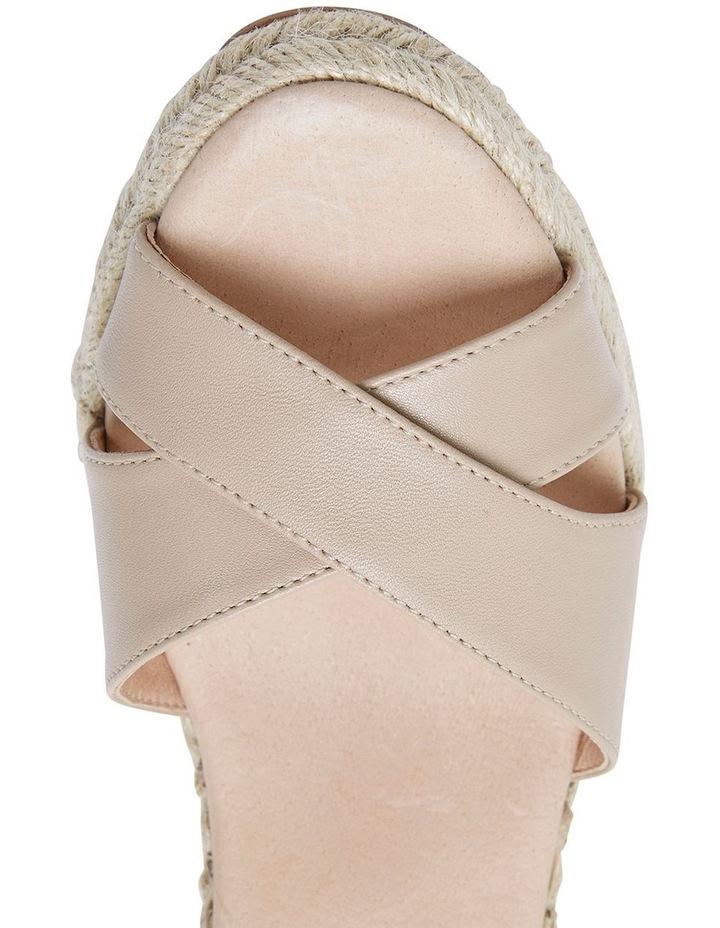 Jane Debster DYNASTY Nude Glove Sandal image 7