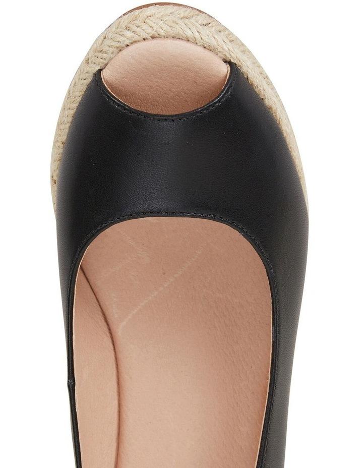 DAKOTA Black Glove Sandal image 7