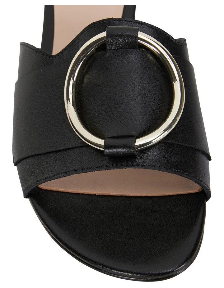 Trinity Black Glove Sandal image 5
