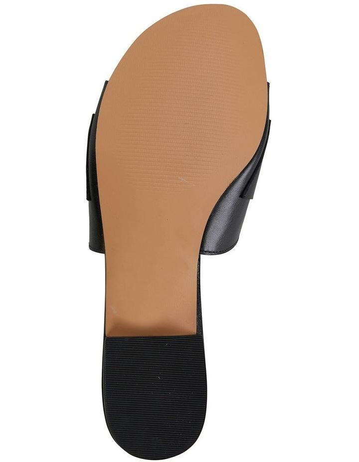 Trinity Black Glove Sandal image 6