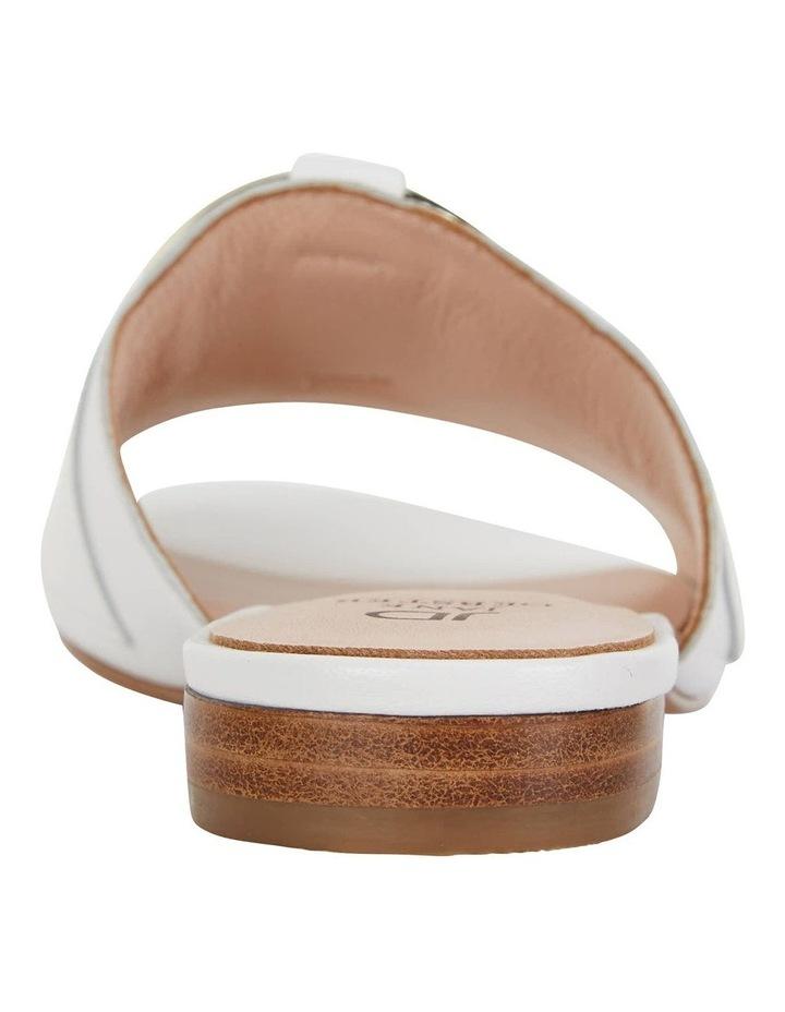 Trinity White Glove Sandal image 7