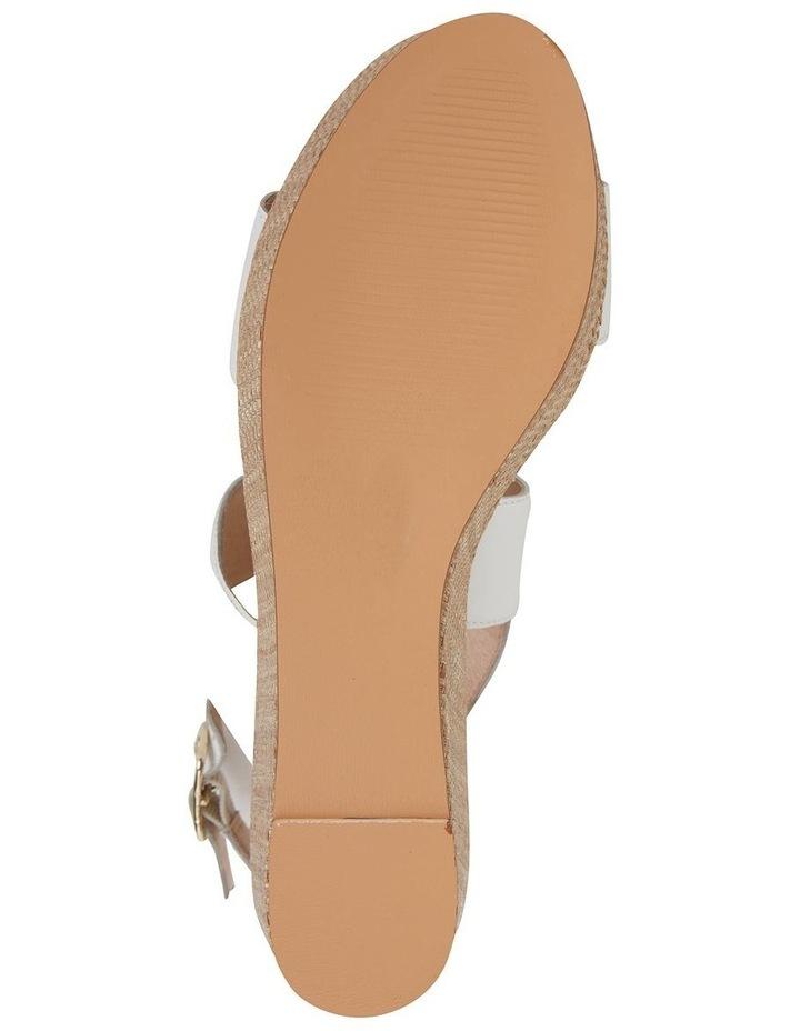 Caitlin White Glove Sandal image 3