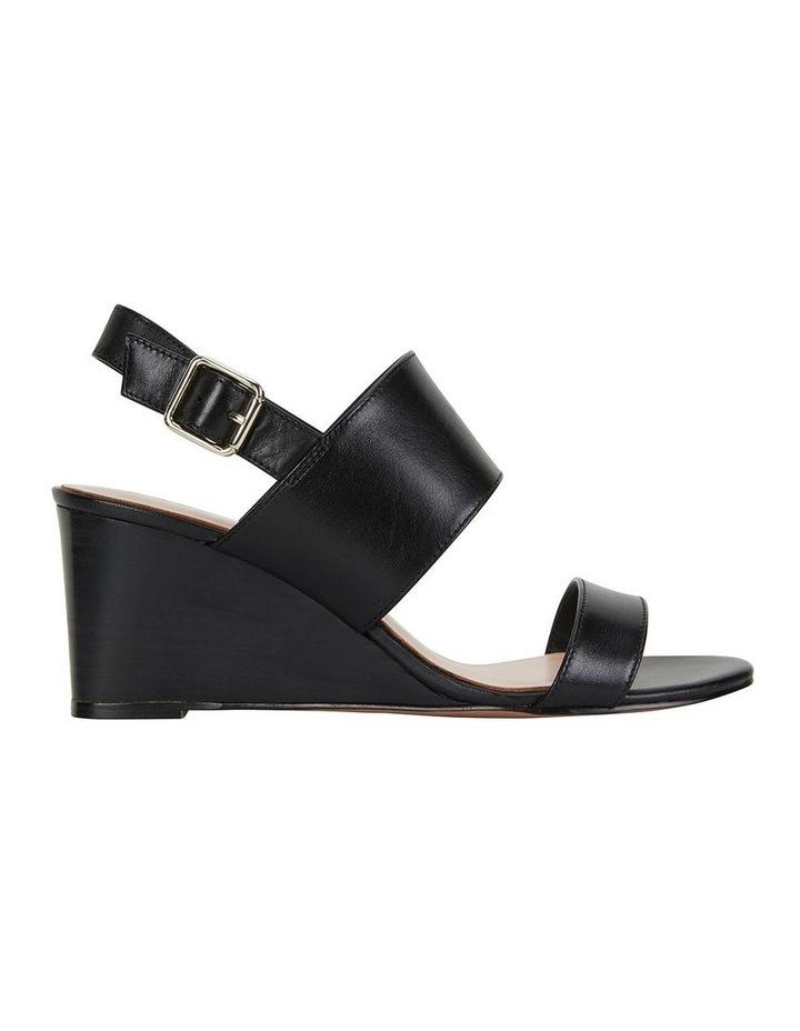 Diana Black Glove Sandal image 1