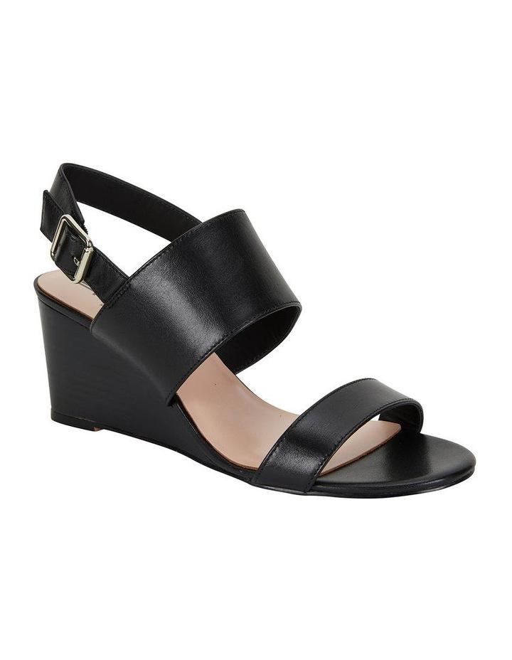 Diana Black Glove Sandal image 2