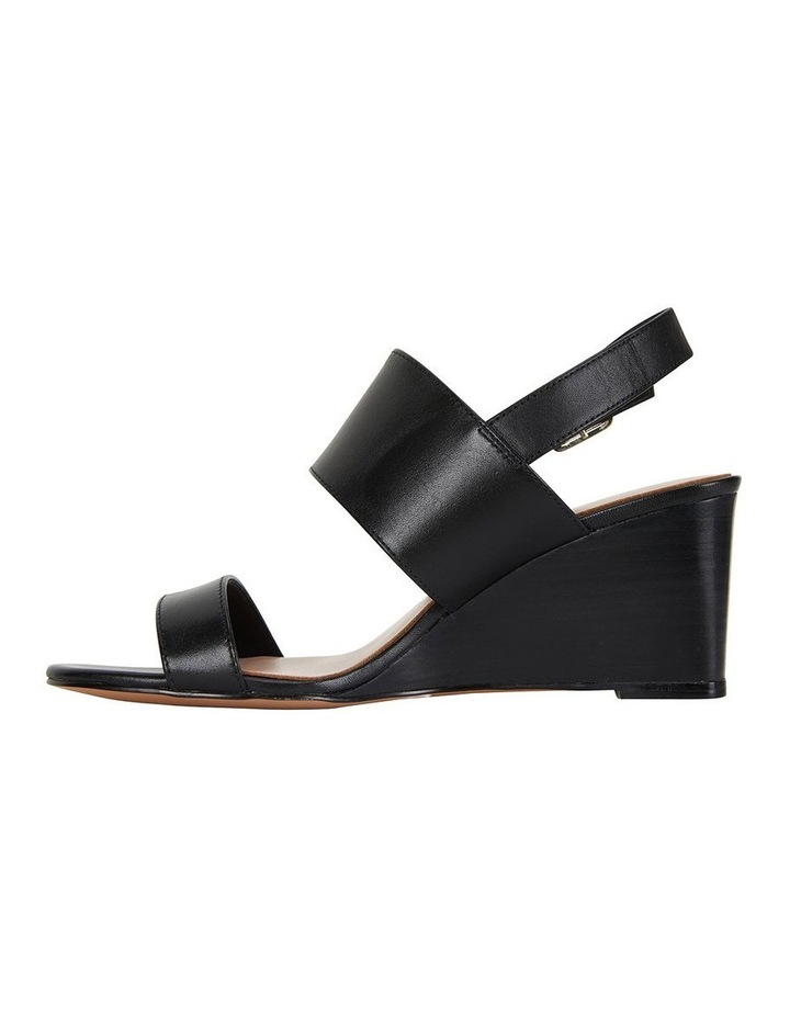 Diana Black Glove Sandal image 3