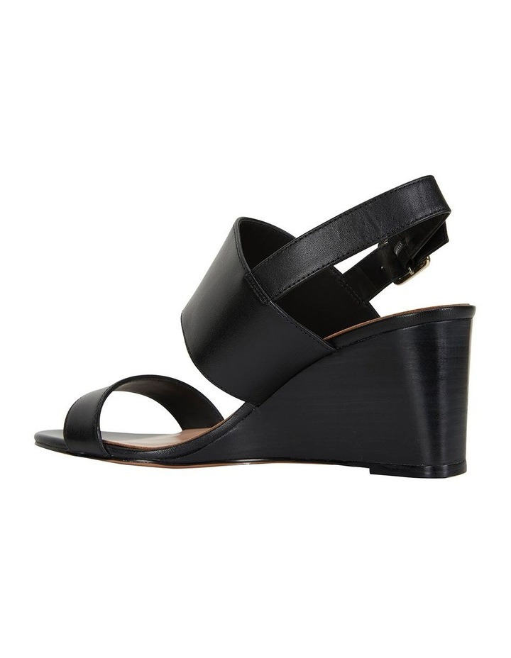 Diana Black Glove Sandal image 4
