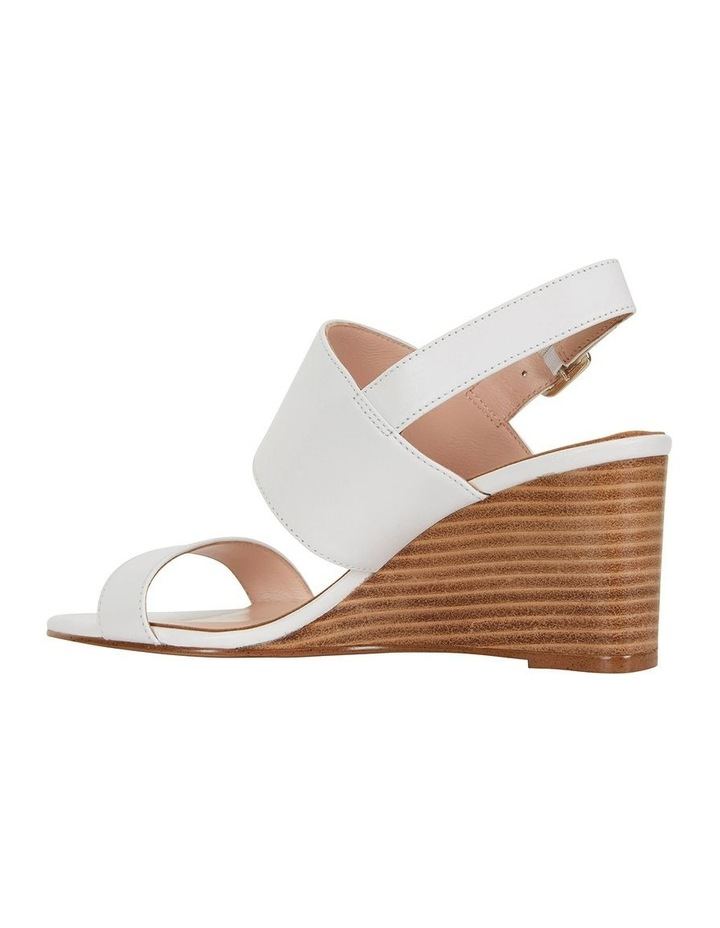 Diana White Glove Sandal image 4