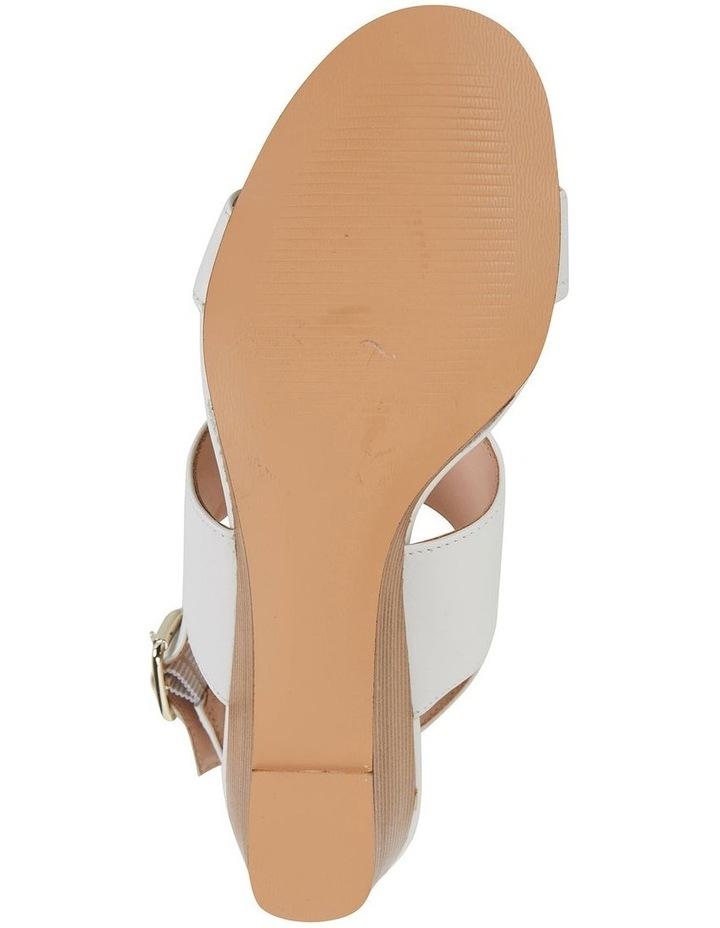 Diana White Glove Sandal image 6