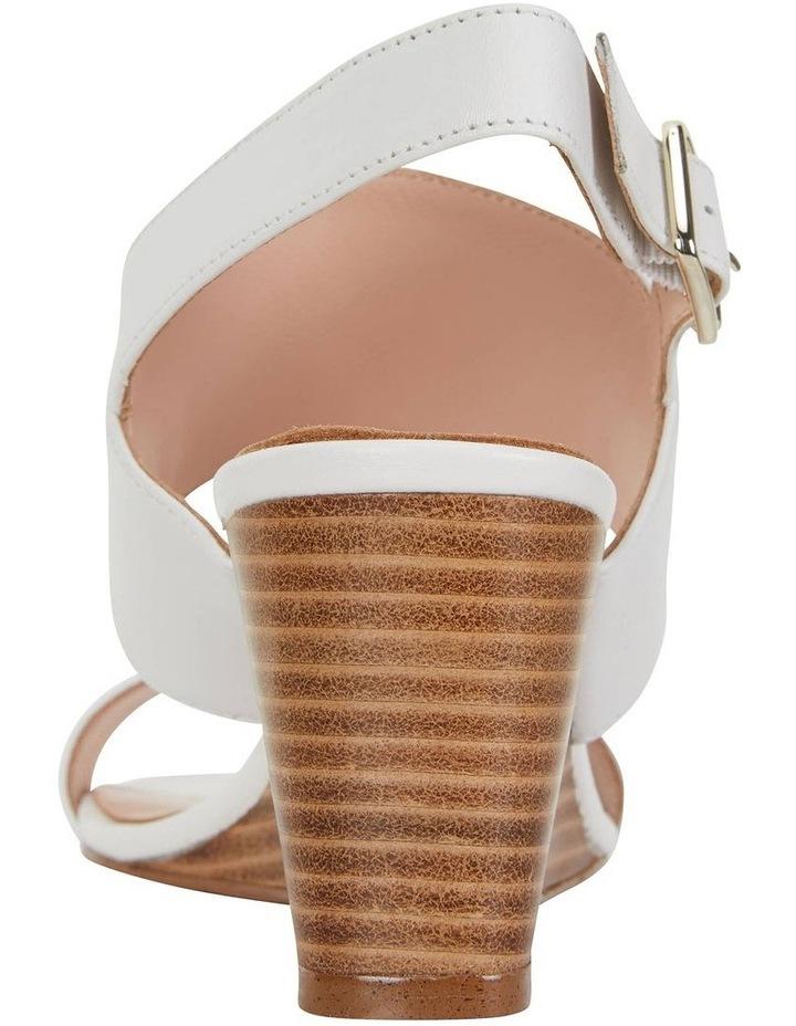 Diana White Glove Sandal image 7