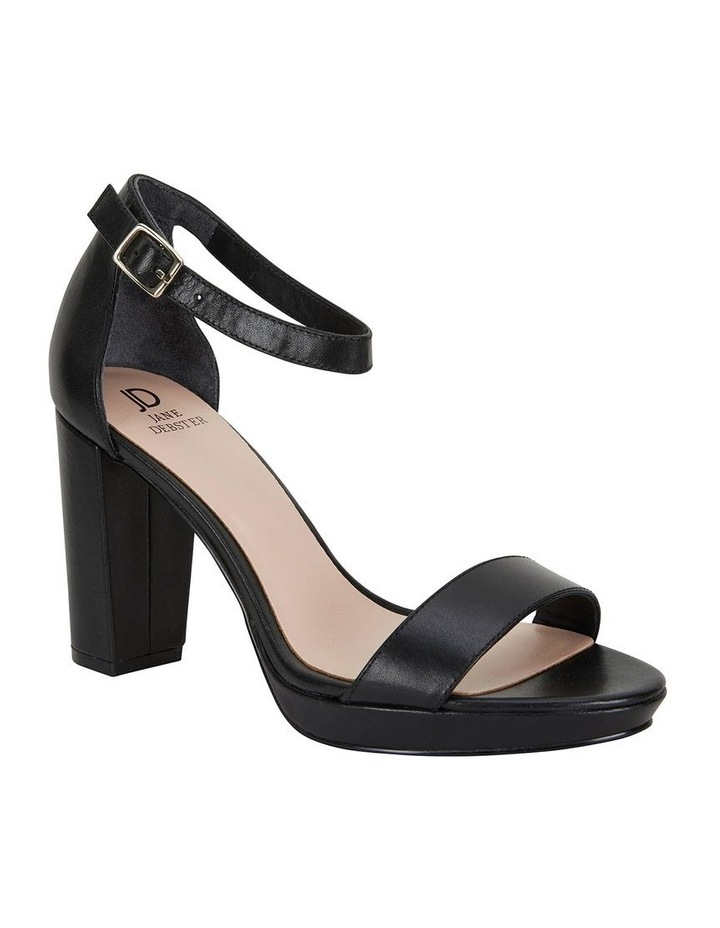 Lush Black Glove Sandal image 2