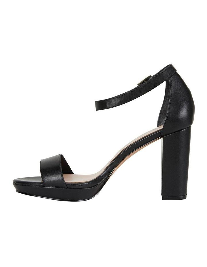 Lush Black Glove Sandal image 3