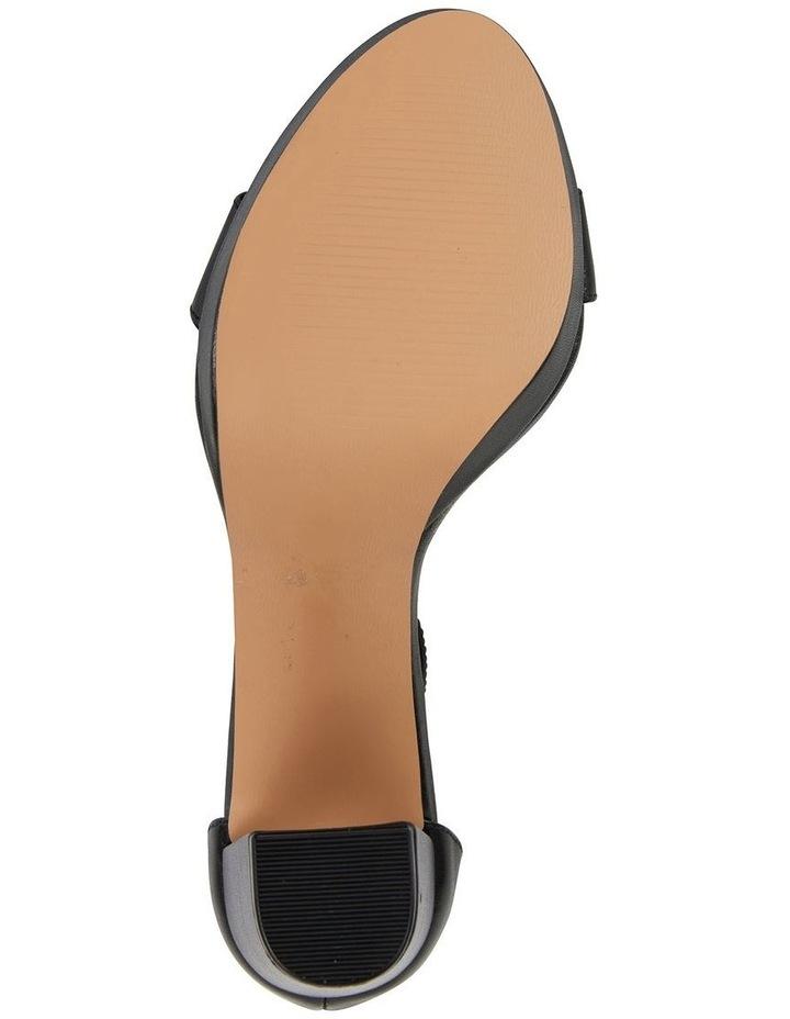 Lush Black Glove Sandal image 6