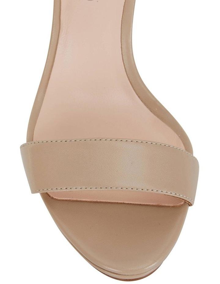 Lush Nude Glove Sandal image 5