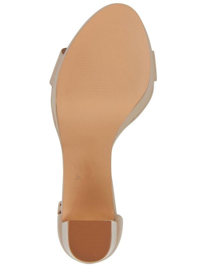 Lush Nude Glove Sandal image 6