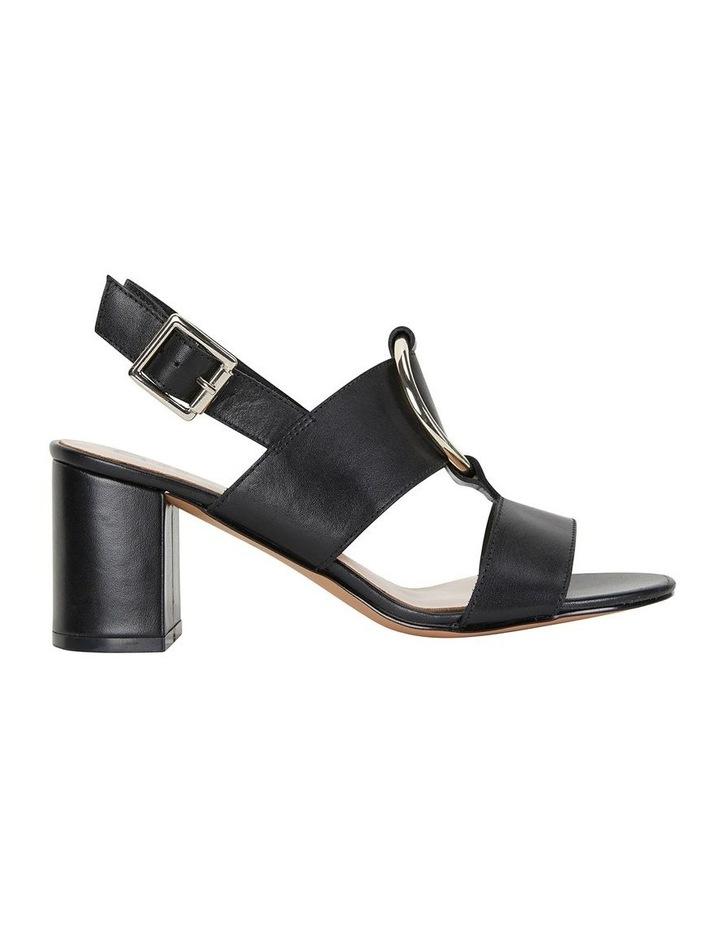 Obsess Black Glove Sandal image 1