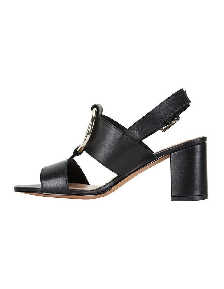 Obsess Black Glove Sandal image 3