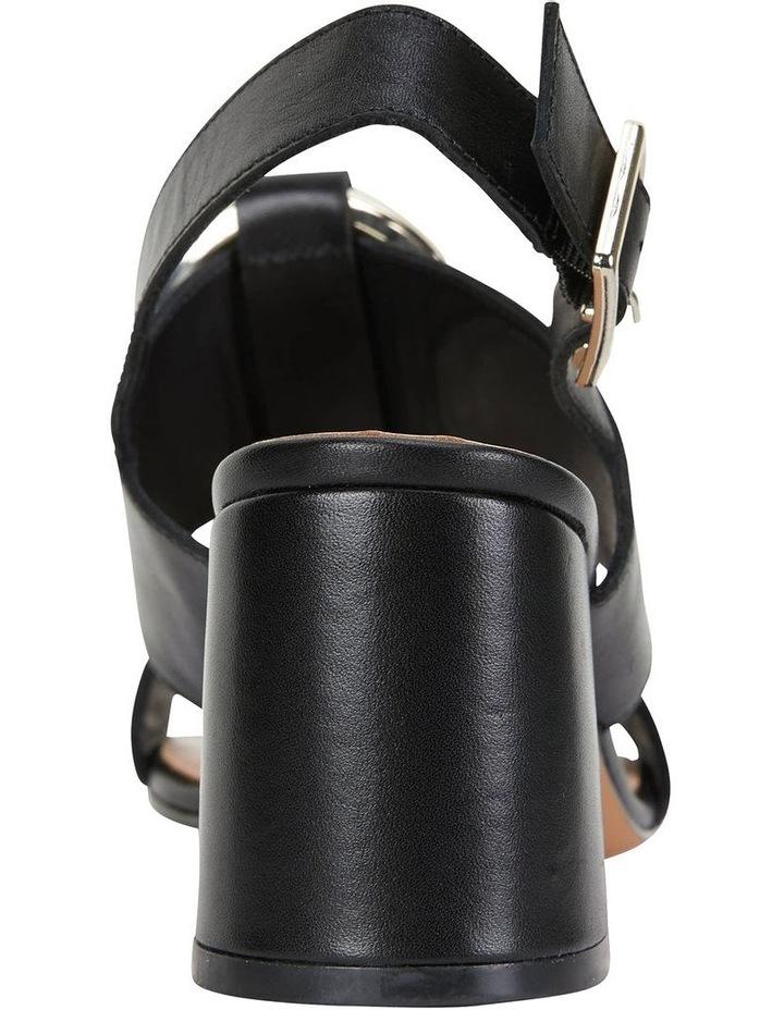 Obsess Black Glove Sandal image 7