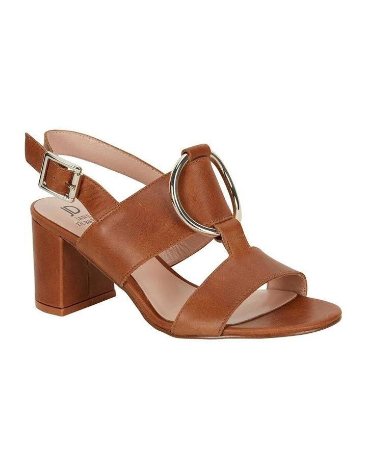 Obsess Tan Glove Sandal image 2