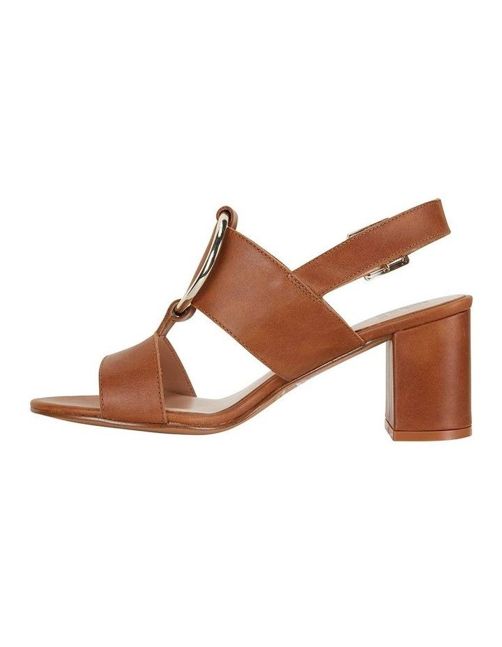 Obsess Tan Glove Sandal image 3