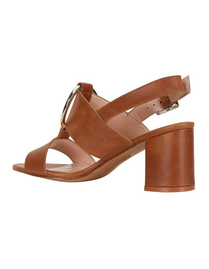 Obsess Tan Glove Sandal image 4