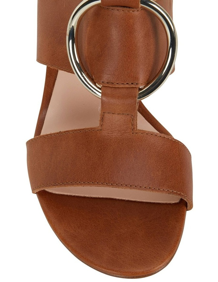 Obsess Tan Glove Sandal image 5