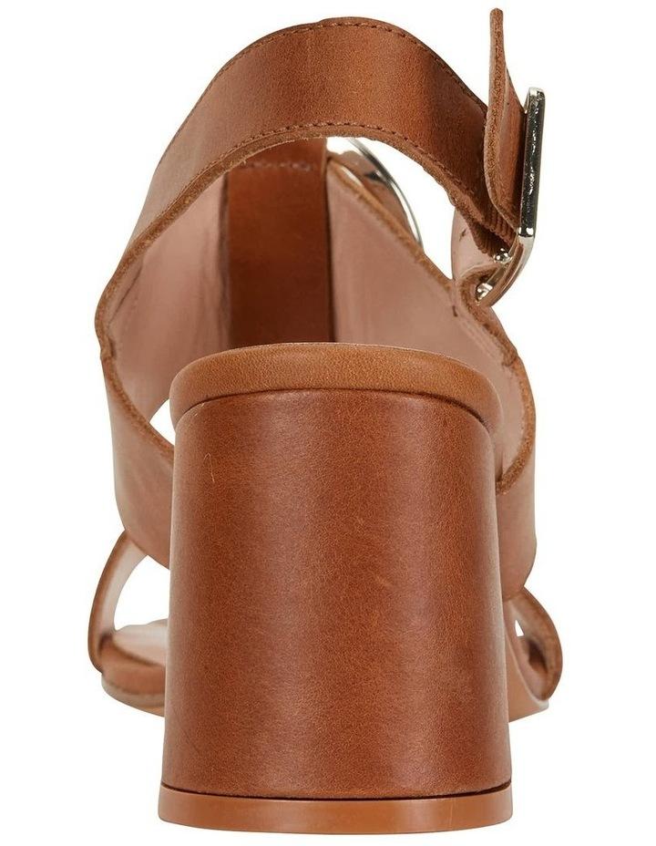 Obsess Tan Glove Sandal image 7