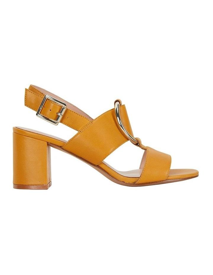 Obsess Yellow Glove Sandal image 1