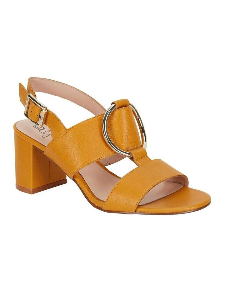 Obsess Yellow Glove Sandal image 2
