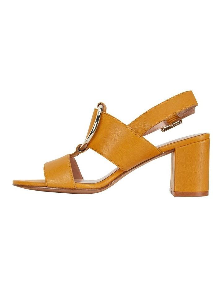 Obsess Yellow Glove Sandal image 3
