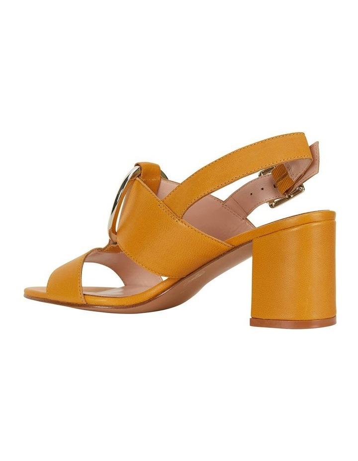Obsess Yellow Glove Sandal image 4
