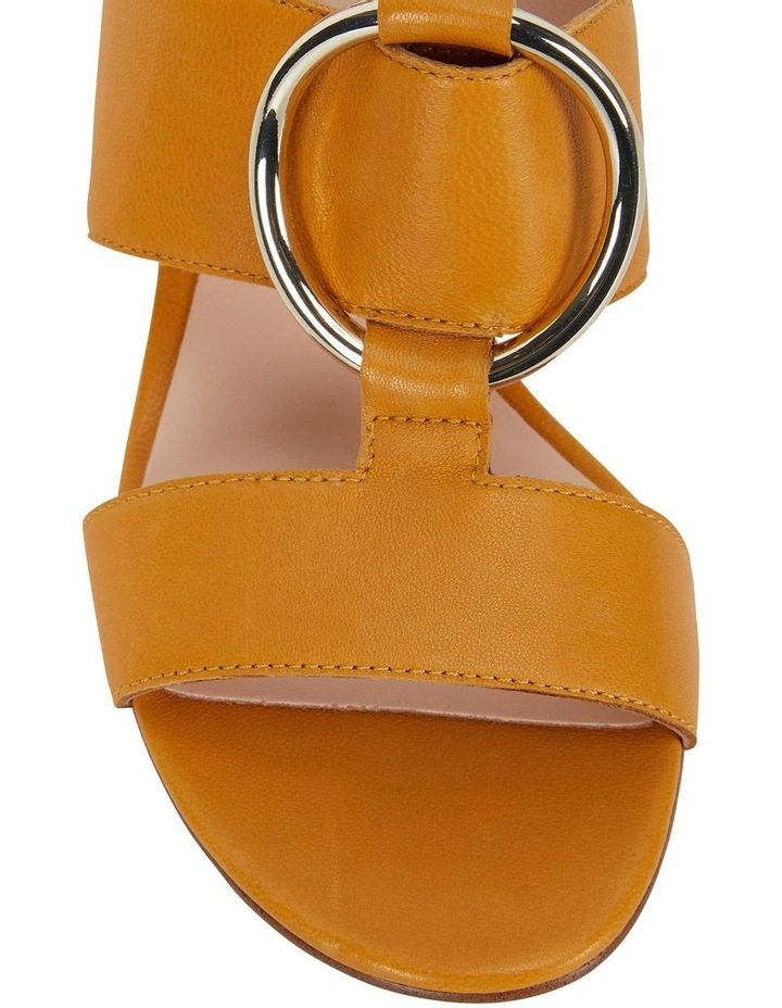 Obsess Yellow Glove Sandal image 5
