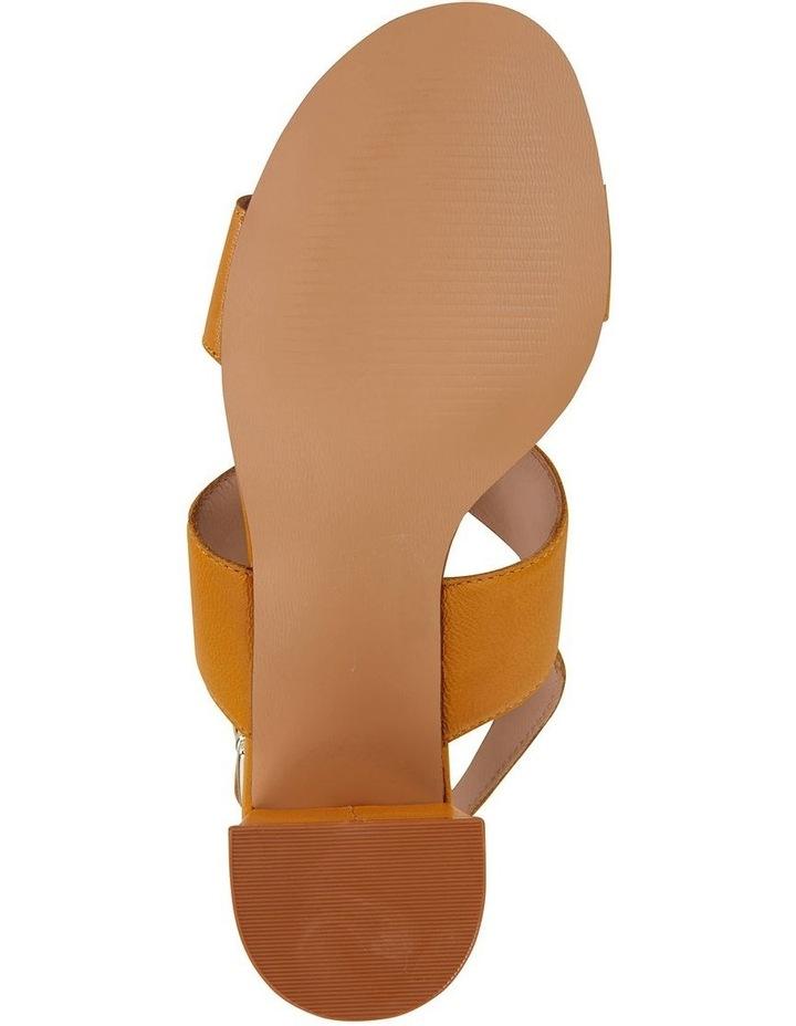 Obsess Yellow Glove Sandal image 6