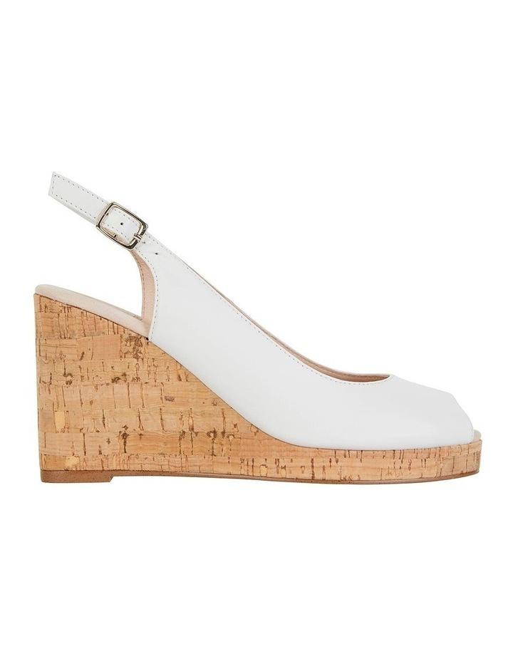 Davina White Glove Sandal image 1