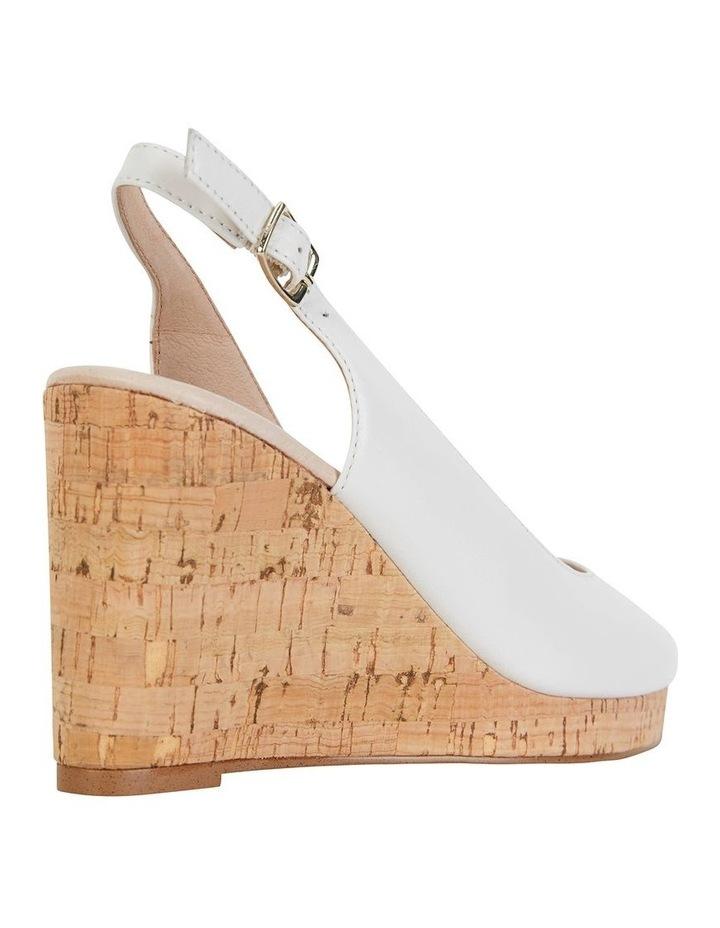 Davina White Glove Sandal image 4