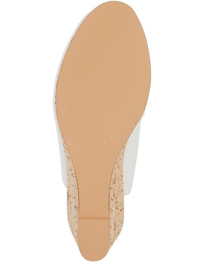 Davina White Glove Sandal image 5