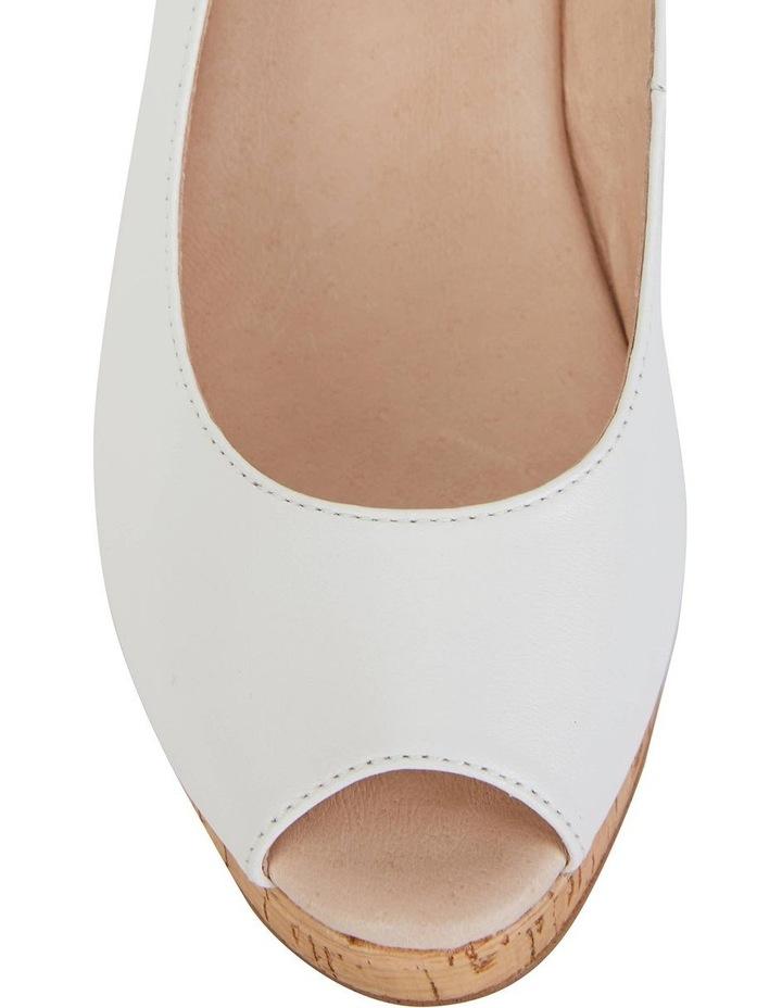 Davina White Glove Sandal image 6