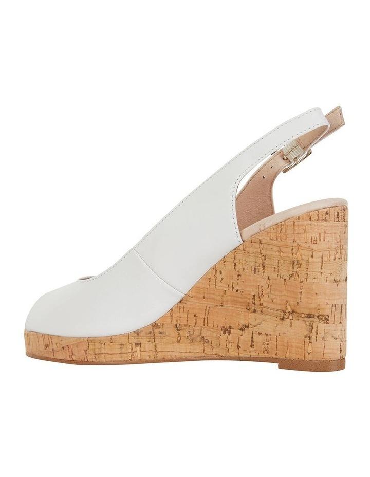 Davina White Glove Sandal image 7