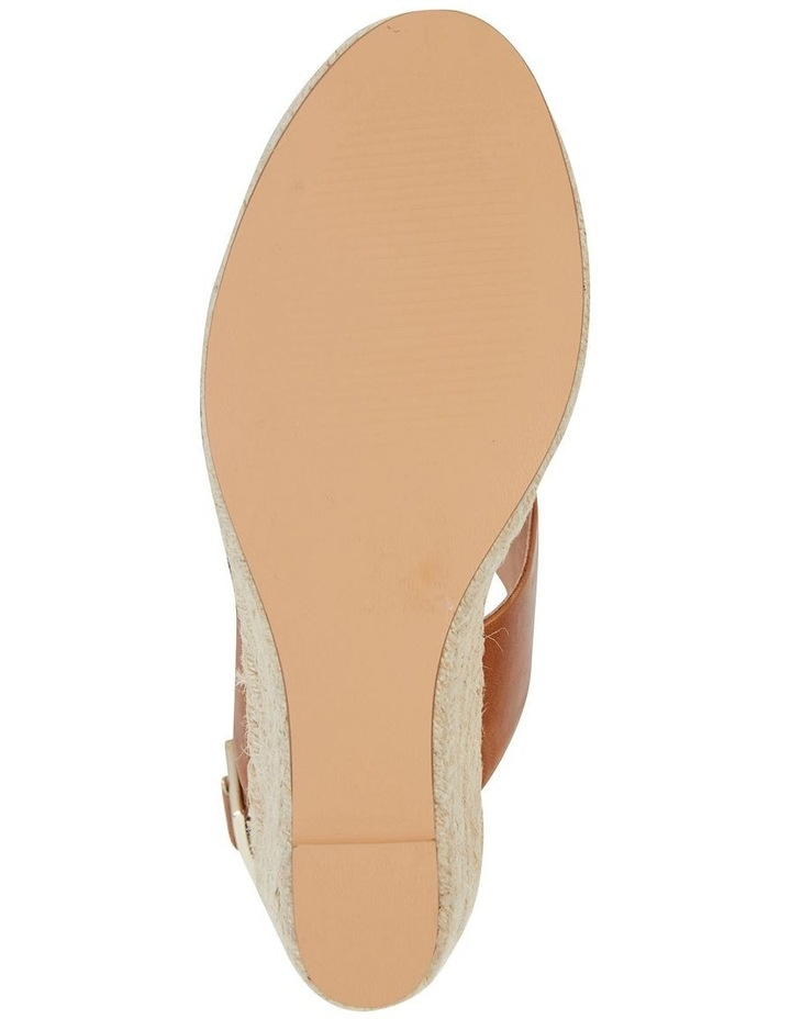 Dice Cognac Glove Sandal image 5
