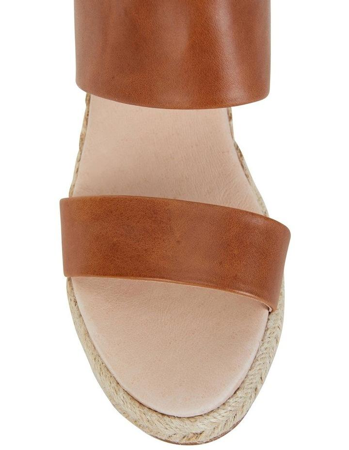 Dice Cognac Glove Sandal image 7
