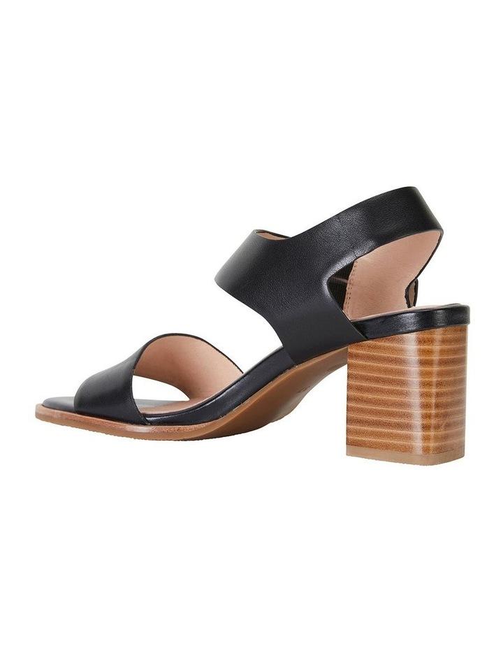 Nickel Black Calf Sandal image 4
