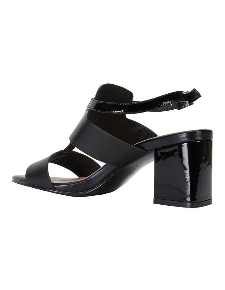 Nitro Black Glove/ Patent Sandal image 4